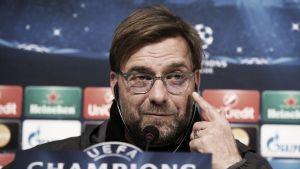 """Jürgen Klopp: """"Estoy feliz de que hayamos dejado atrás la primera mitad de la temporada"""""""