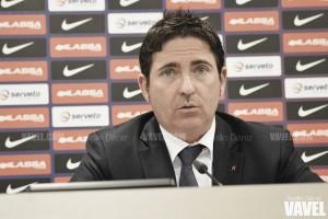 """Xavi Pascual: """"Una lástima los últimos cinco minutos, nos han costado el partido"""""""