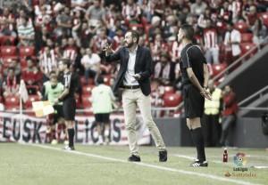 """Pablo Machín: """"Ellos han tenido dos días más de recuperación"""""""