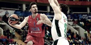 Eurolega - Cska in controllo, Darussafaka al tappeto con orgoglio