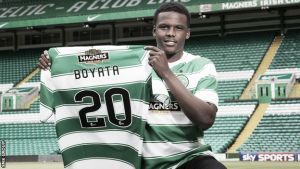 Celtic sign Dedryck Boyata on four-year deal from City