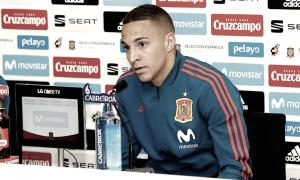 """Rodrigo:""""Hemos hecho cosas importantes en la clasificación, pero ahora llega el momento de la verdad"""""""