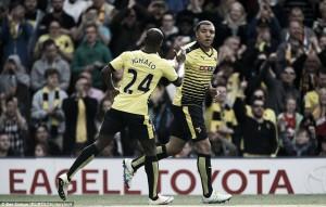 Watford 2-2 Sunderland: Deeney penalty pegs back Black Cats