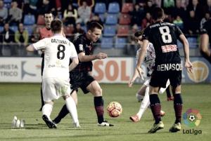 Previa Numancia vs Huesca: Primer examen del año