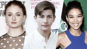 Sophie Turner, Tye Sheridan y Alexandra Shipp se incorporan a 'X-Men: Apocalipsis'