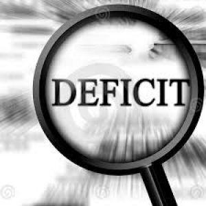 El déficit español y sus componentes