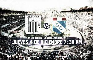 ¡Por fin! Alianza Lima - Sporting Cristal ya tiene fecha y lugar