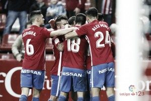Sporting de Gijón, un histórico dispuesto a asaltar el Anxo Carro