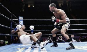 Dirrell - DeGale : Score Analysis