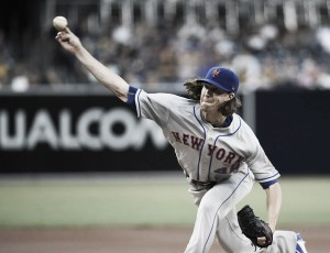 New York Mets defeat San Diego Padres behind DeGrom's superb outing