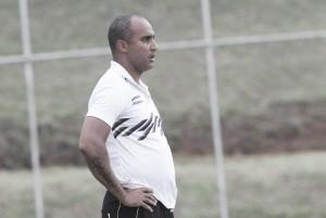 """Deivid pede tranquilidade ao Criciúma após empatar jogo-treino: """"Temos que ter paciência"""""""