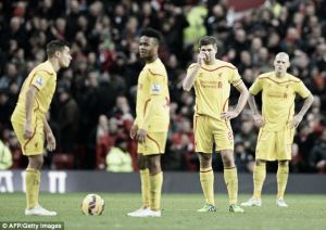 Opinion: Liverpool were tactically inept against Manchester United and rightly punished