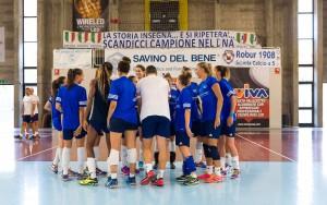 Volley, A1 femminile - La Savino del Bene Scandicci punta in alto
