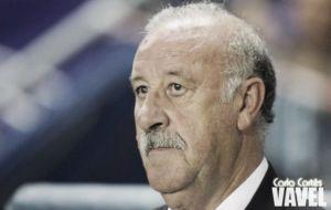 """Vicente del Bosque: """"Pasar parece una obviedad, pero cada vez tiene más dificultad"""""""
