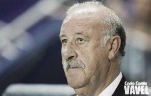 """Del Bosque: """"Hemos dado un paso adelante"""""""