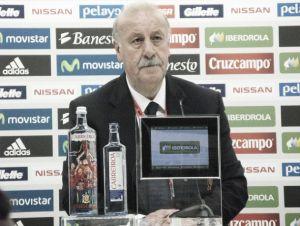 """Del Bosque: """"Ojalá tengamos también acierto en la nueva etapa"""""""