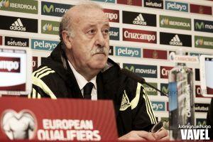 """Vicente del Bosque: """"Tendremos que atacar, pero necesitaremos equilibrio"""""""