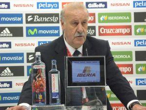 """Vicente del Bosque: """"Si las selecciones no sirven para nada y molestan, que las quiten"""""""