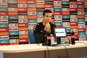 """Manu del Moral: """"El equipo ha dado otra imagen y espero que el domingo podamos confirmarlo con una victoria"""""""