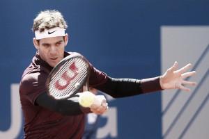 Juan Martin del Potro gets back to winning ways on clay