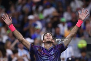 US Open 2017: Unwell Del Potro stuns Thiem in five-set epic