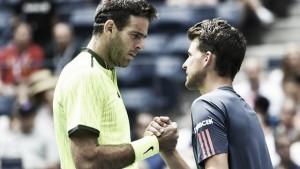 US Open 2016: Juan Martin Del Potro reaches the quarter-finals after Dominic Thiem retires