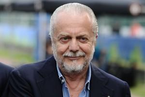 """Napoli, De Laurentiis: """"Vedo un altro Sarri, sicuro di se stesso. Scudetto? Ci ho sempre creduto"""""""