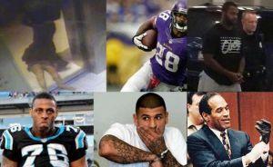 Crímenes y violencia conmueven la NFL