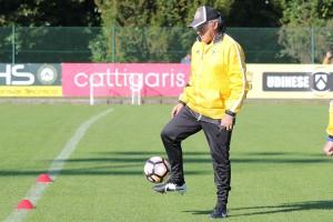 "Udinese, Delneri: ""Vietato fermarsi"""