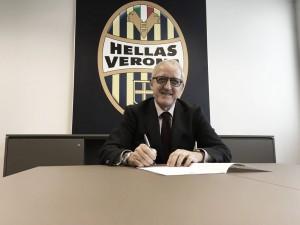 """Verona, Delneri si presenta: """"Possiamo lottare per la salvezza, abbiamo la qualità per farlo"""""""