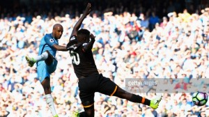 Manchester City 3-1 Hull City: Sterling stars as hosts dominate at the Etihad