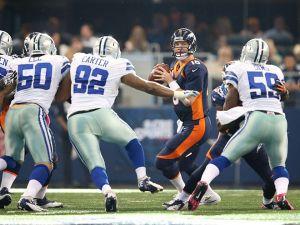 Broncos ancora imbattuti, vincono i 49ers, Giants disastrosi