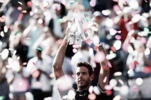 Del Potro quebra invencibilidade de Federer na temporada e é campeão em Indian Wells