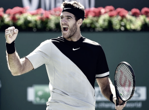 ATP Indian Wells: Juan Martin del Potro powers into final