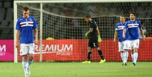 Debacle europea de la Sampdoria
