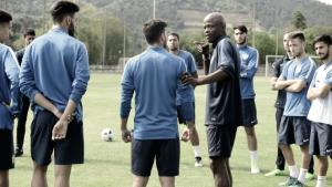 """Dely Valdés: """"Como entrenador de este equipo, estoy muy orgulloso"""""""