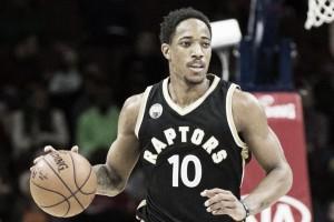 Toronto Raptors, DeMar DeRozan agree on five-year deal worth $145 million