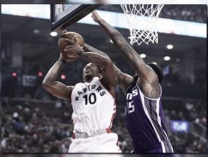 Toronto Raptors struggle as Sacramento Kings take advantage