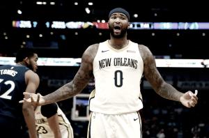 Cousins rechazó 40 millones para seguir en los Pelicans