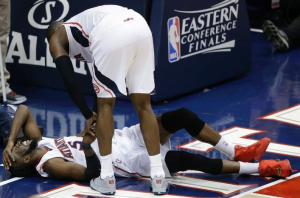 MRI Reveals No Structural Damage On DeMarre Carroll's Left Knee
