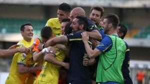 Chievo Verona: rivoluzione in attacco, si punta a qualche giovane per ripartire