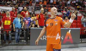 Demetrio Lozano es el nuevo entrenador del BM Aragón