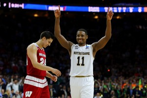 Demetrius Jackson Comes Up Big, Leads Notre Dame Fighting Irish To Comeback Win Over Wisconsin Badgers