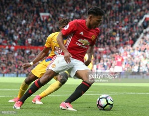Demi Mitchell appreciative of help of Carrick, Pogba and Jones in Old Trafford debut