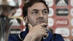 """Santi Denia: """"El objetivo era trabajar como equipo"""""""