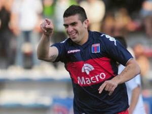 Stracqualursi confirmado como nuevo delantero de Emelec