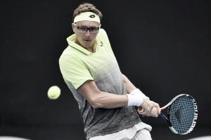 Australian Open: Denis Istomin downs Pierre-Hugues Herbert in four sets