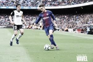 """Denis Suárez: """"Dudas de querer triunfar en el Barça no hay ni las habido nunca, porque es lo que yo quiero"""""""