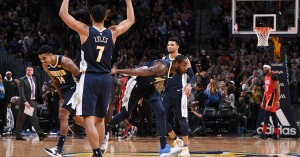 NBA - Denver di rimonta su New Orleans, Chicago sorprende Milwaukee