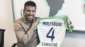 Ignacio Camacho, nuevo jugador del Wolfsburg hasta 2021